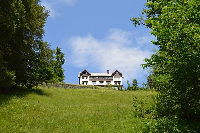 土地財産の分与について